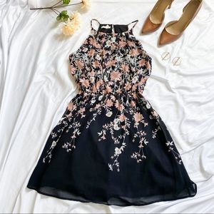 MAURICES Floral Cocktail Dress